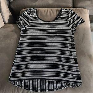 Trendy Striped Shirt